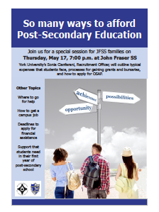 sm Post-secondary flyer image