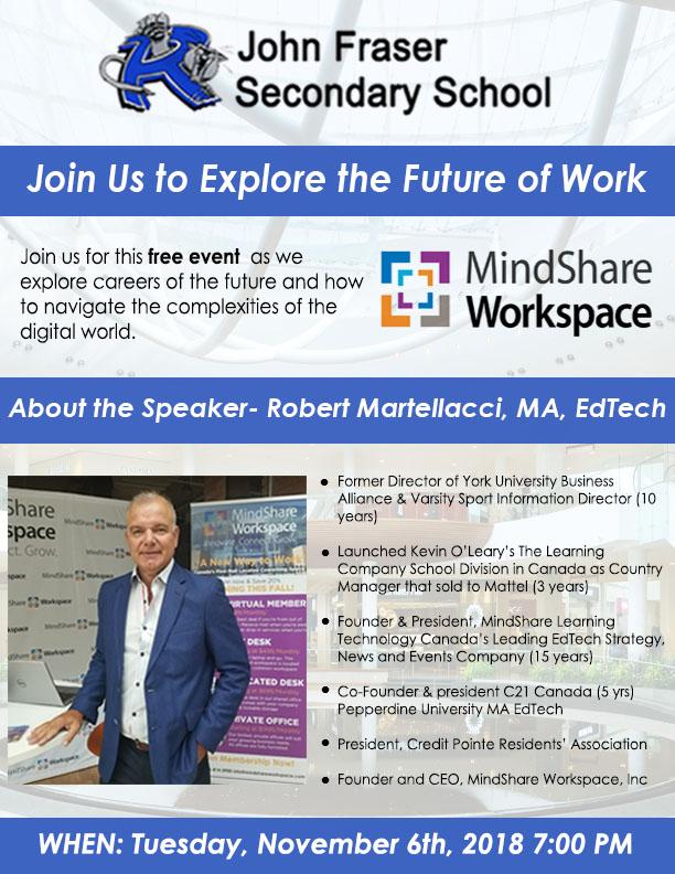 Explore the Future of Work